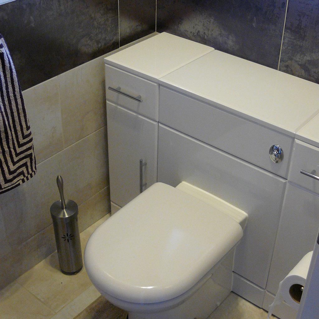 Toilet unit
