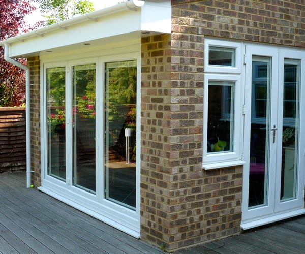 Bi-fold and French doors